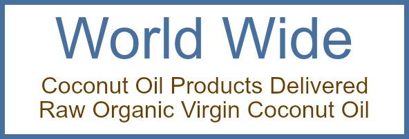 Worldwide Delivery of Coconut Oil