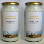 White Gold 1L Glass Twin Pack Option