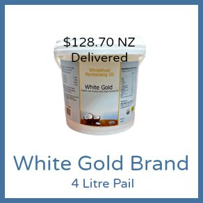 White-Gold-4-L-Pail - Send around Australia