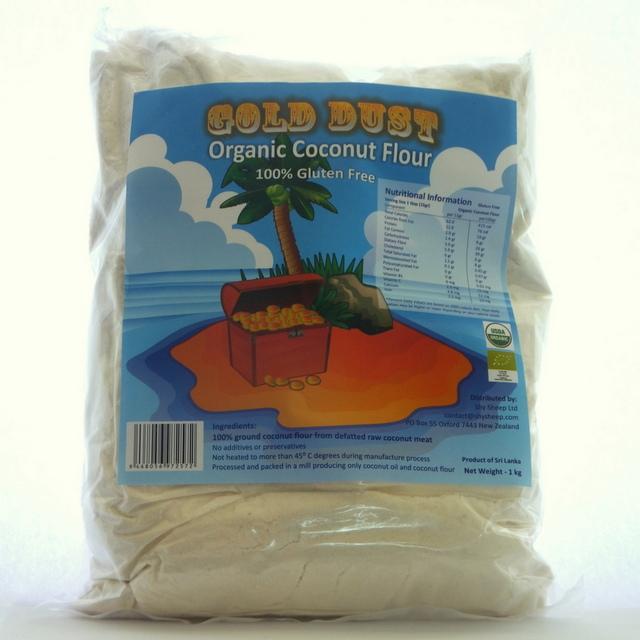 Gold Dust Coconut Flour 1kg