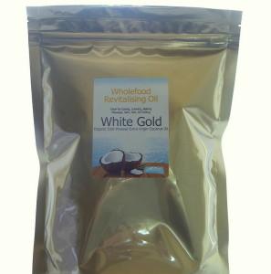 White Gold Pouch 1 L