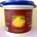 Creamed Coconut 4L Rich Gold Coconut Butter