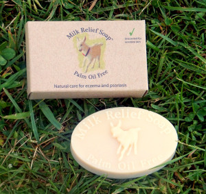 Milk Relief Soap
