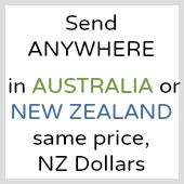 Send in NZ or Oz same price