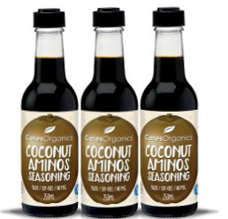 Coconut Aminos Seasoning 3 250ml