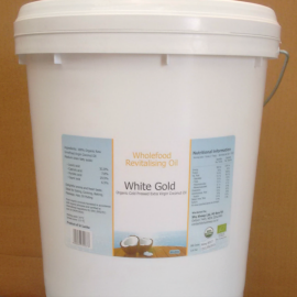 White Gold 20L Pail